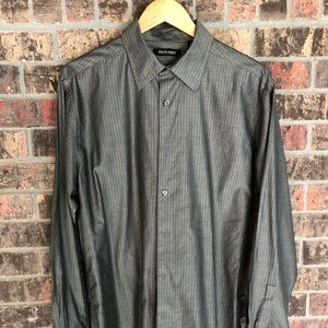 Murano L men's shirt with a shine